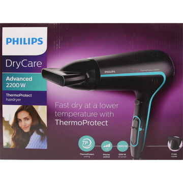 PHILIPS DRYCARE THERMOPROTECT HP821720 Haartrockner EUR