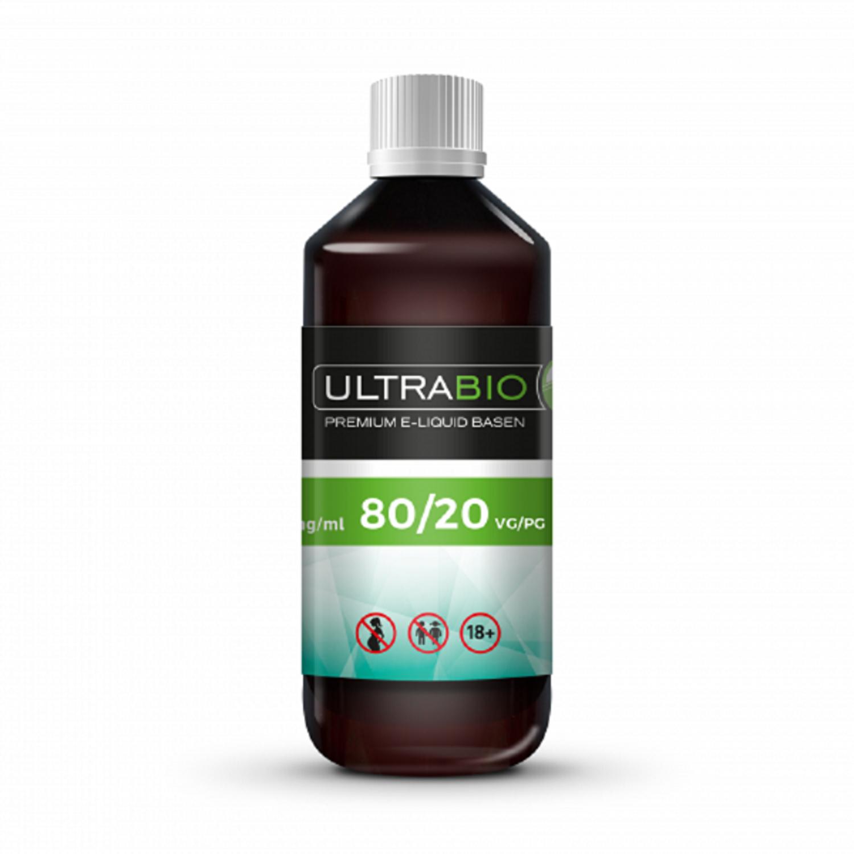 E Liquid Base 1000ml mit Nikotin 3mg 6mg 9mg VG PG 50 50