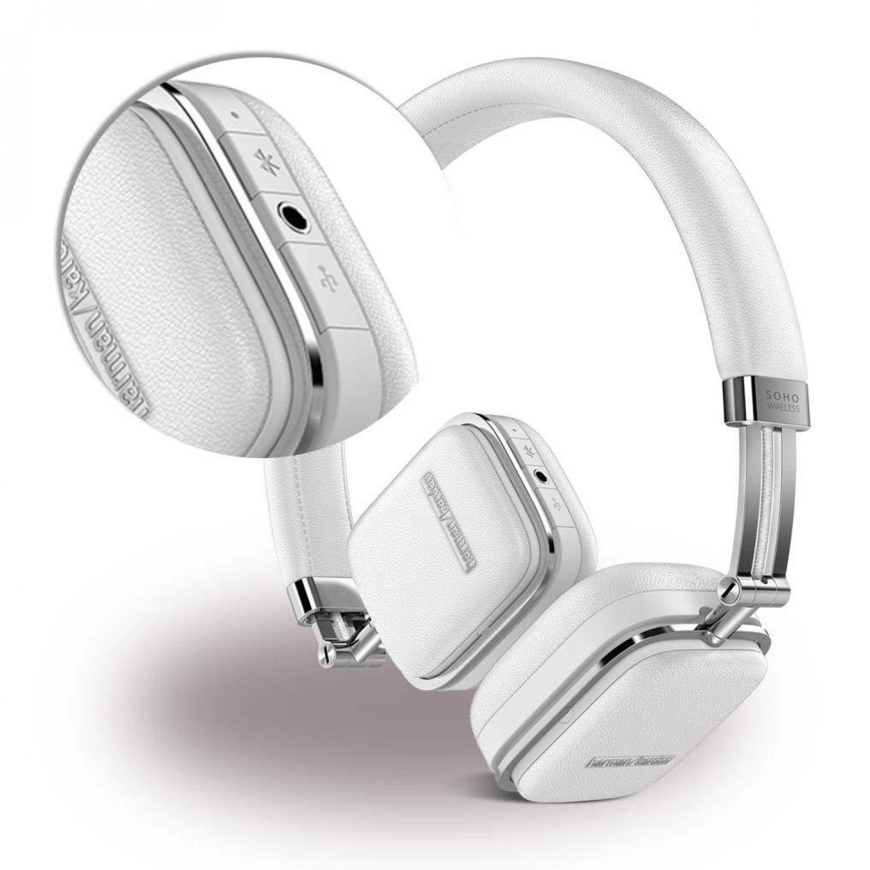Harman Kardon Soho On Ear Headset Bluetooth Nfc Ebay