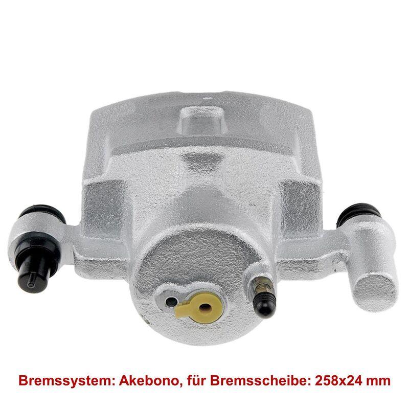 BREMSSATTEL VORNE LINKS MAZDA 323 F VI 323 S VI 626 IV V MX-6 PREMACY XEDOS 6