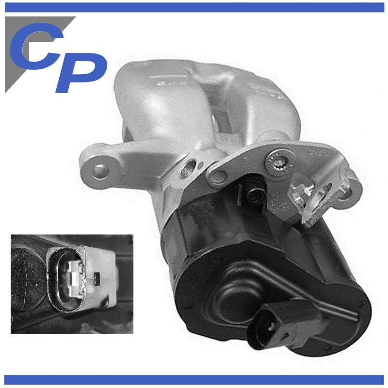 brake caliper rear right vw passat 3c2 vw passat variant 3c5 rear