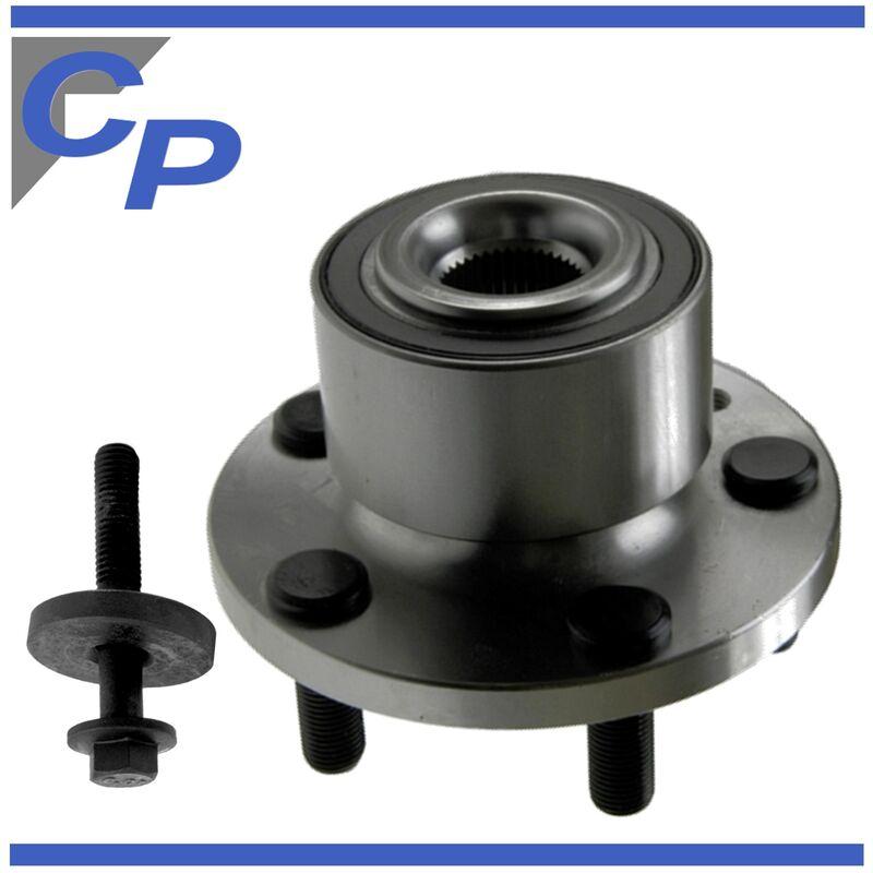 1x Radlager Radnabe magnetische ABS-Sensorring Vorderachse links oder rechts