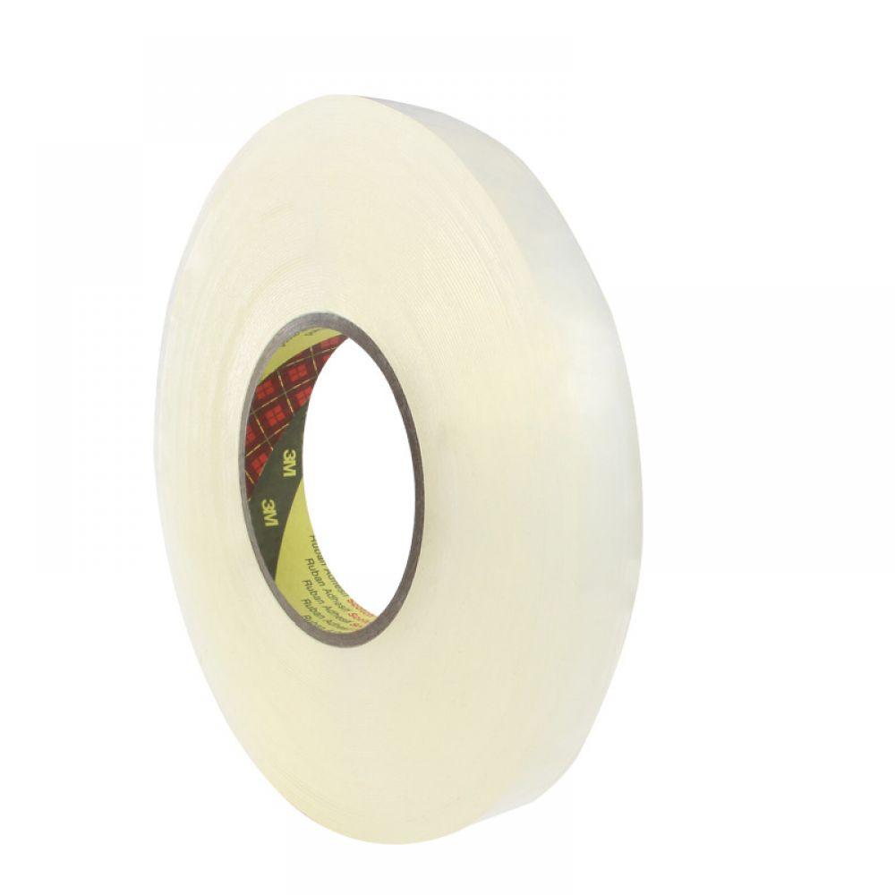 Doppelseitiges Klebeband-50 m x 19 mm x 1 mm dick