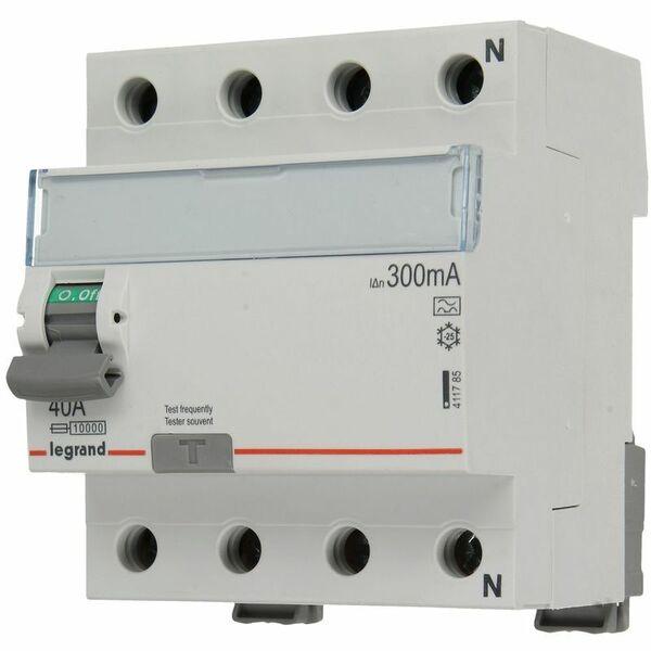 Legrand Disjoncteur dx3 AFDD b16 1p+nr 10ka 30 mA A FI//LS