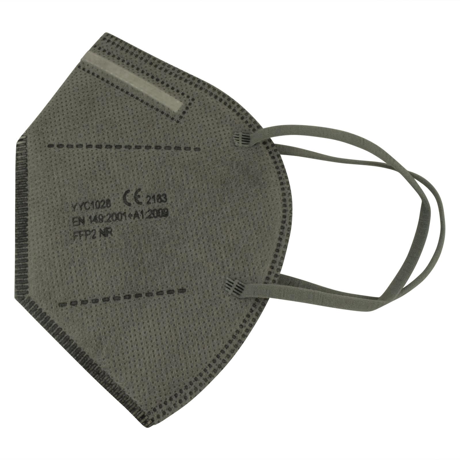 Indexbild 16 - 1 - 1000 FFP2 Atemschutzmasken farbiger Mundschutz 5-lagig CE2163 CRDLIGHT