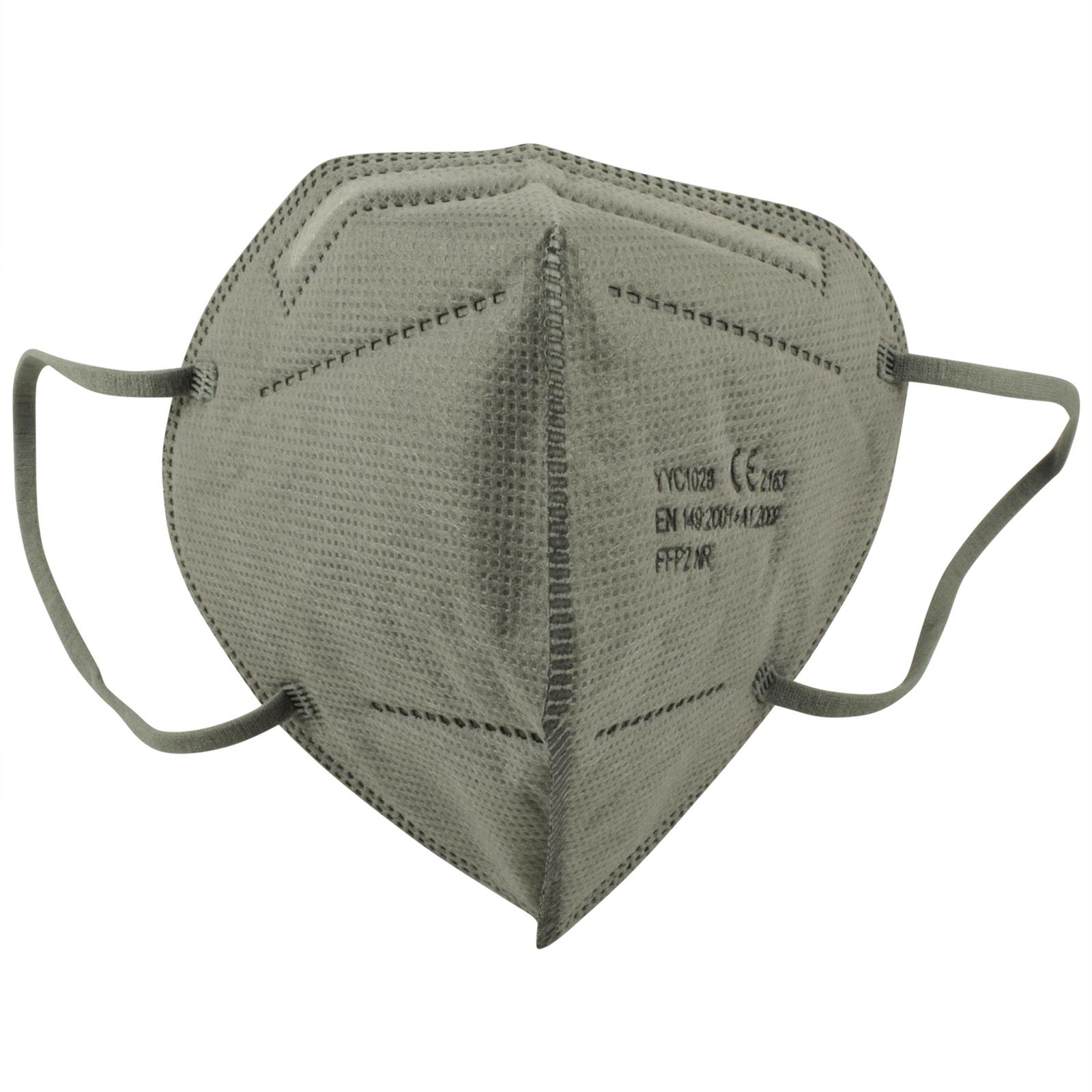 Indexbild 15 - 1 - 1000 FFP2 Atemschutzmasken farbiger Mundschutz 5-lagig CE2163 CRDLIGHT