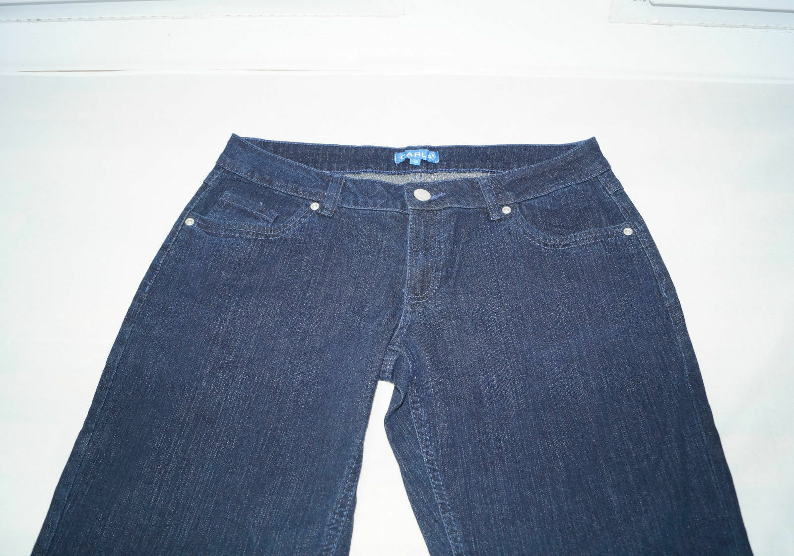 Damen-Stretch-Jeans-9-versch-Modelle-Jeanshose-Hose-Elasthan-bequem-Oko-Tex Indexbild 13