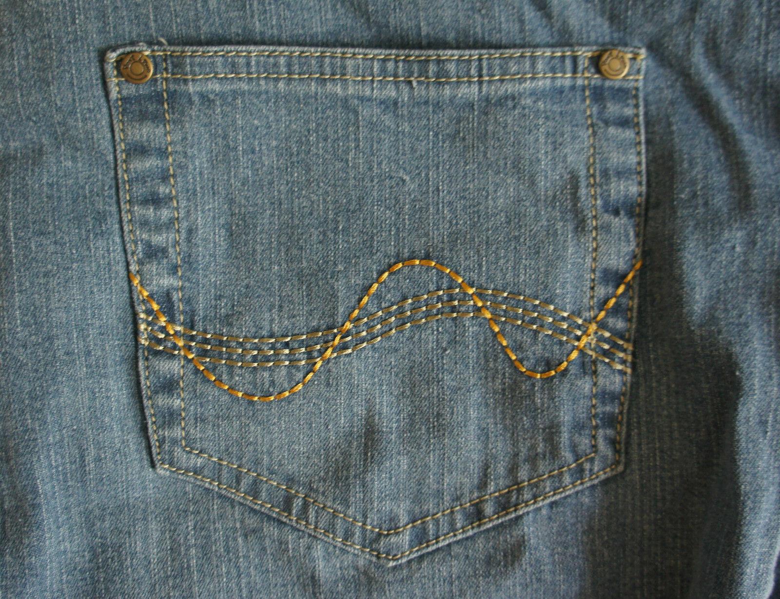 Damen-Stretch-Jeans-9-versch-Modelle-Jeanshose-Hose-Elasthan-bequem-Oko-Tex Indexbild 21