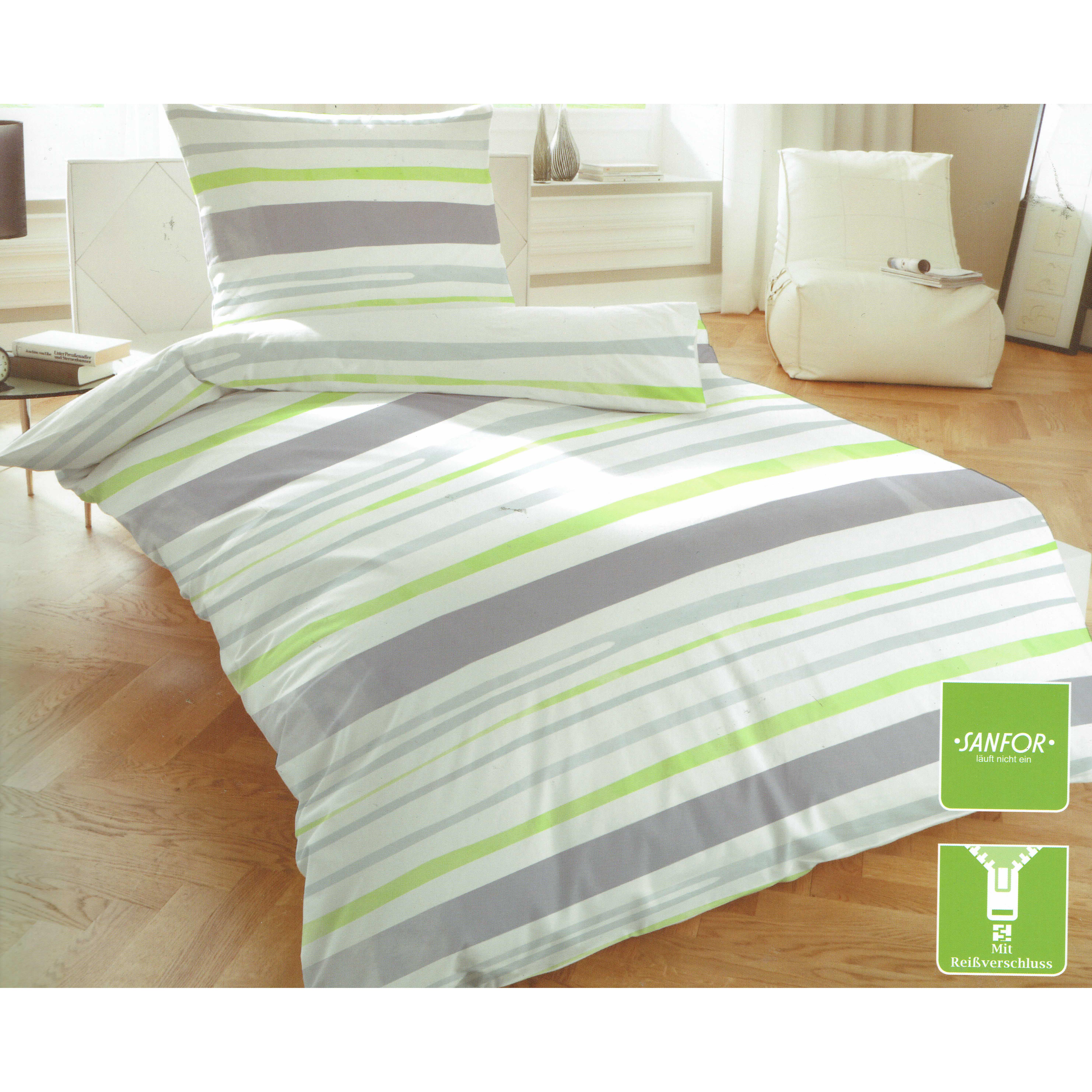 Renforce-Bettwaesche-Garnitur-100-Baumwolle-9-Modelle-135x200-155x220-Oko-Tex Indexbild 3