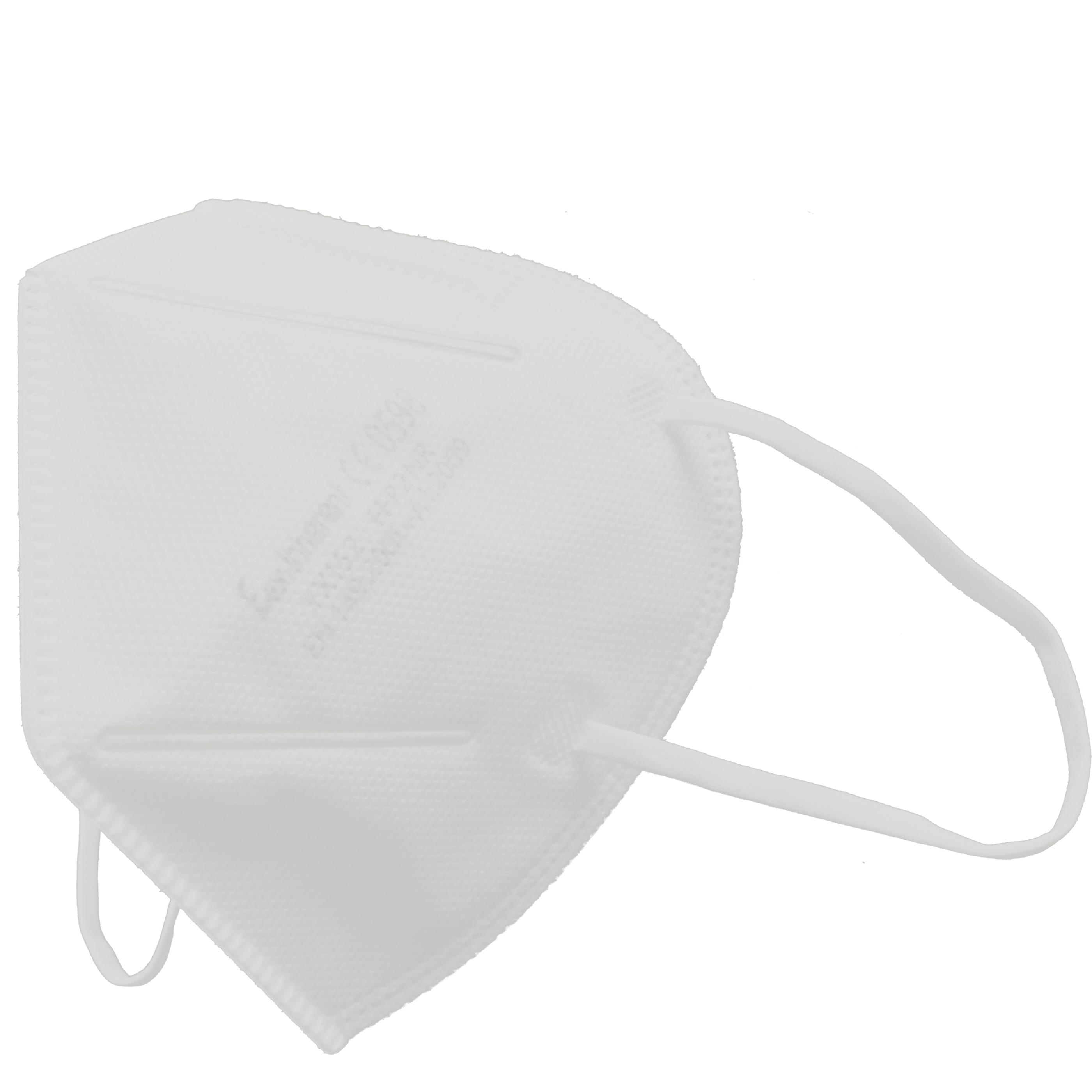 Indexbild 38 - 1 - 1000 FFP2 Atemschutzmasken farbiger Mundschutz 5-lagig CE2163 CRDLIGHT