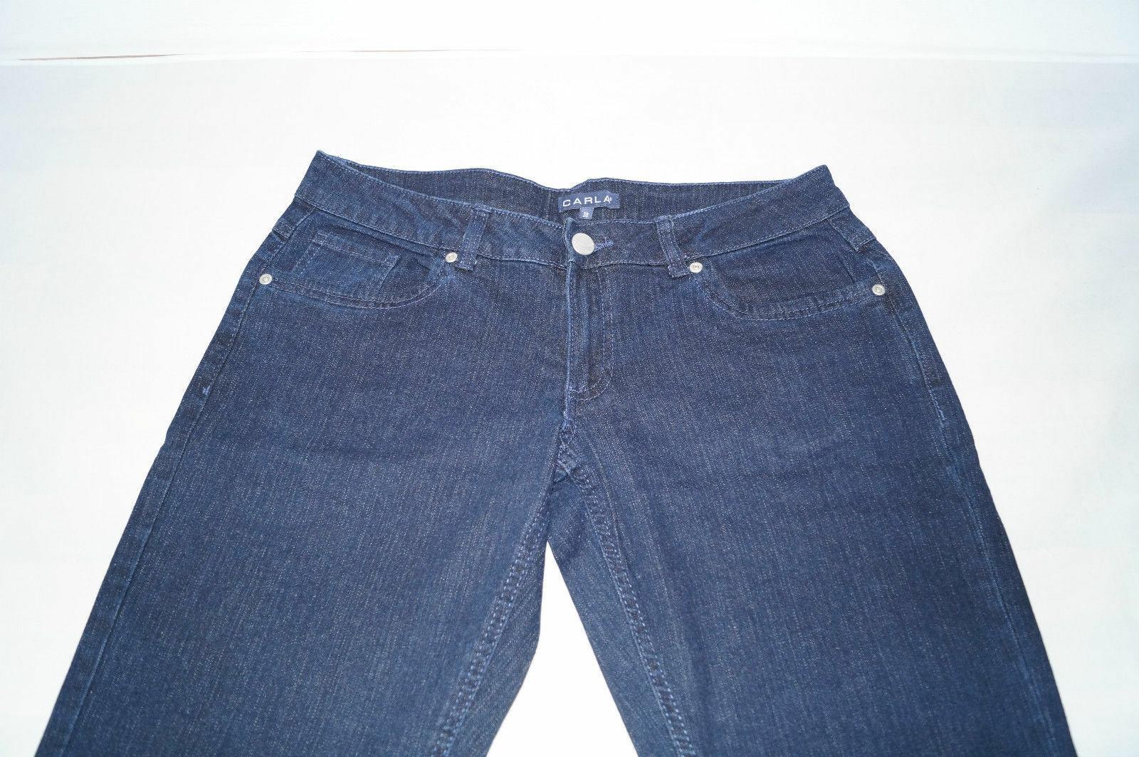 Damen-Stretch-Jeans-9-versch-Modelle-Jeanshose-Hose-Elasthan-bequem-Oko-Tex Indexbild 17