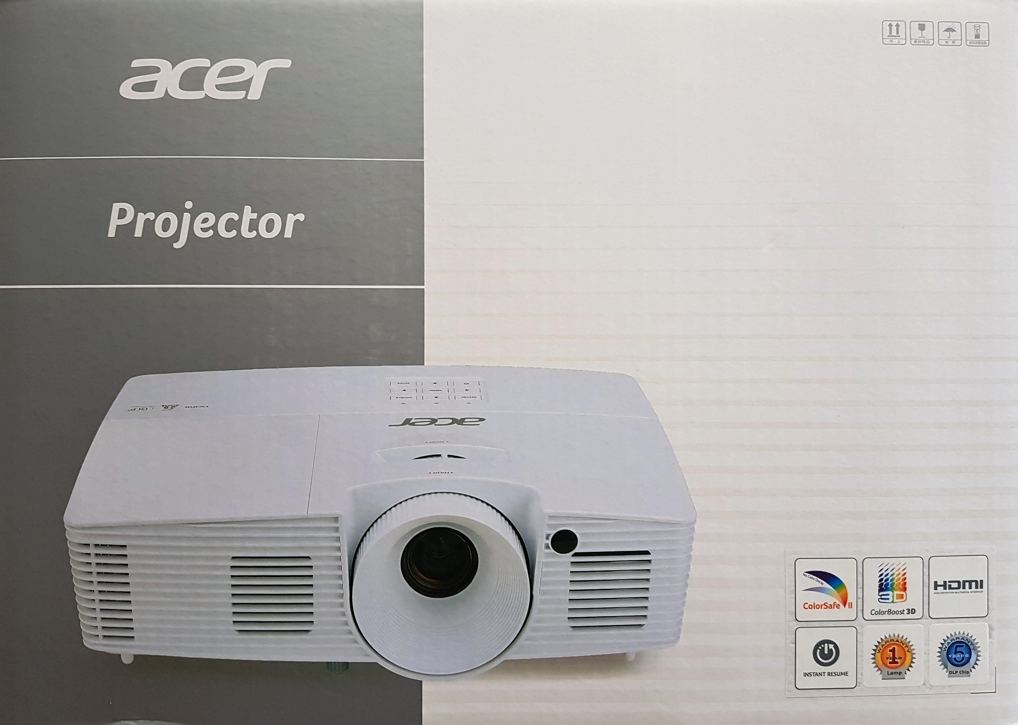 fade3382e83628 ACER H6519ABD FULL HD DLP Beamer Projektor