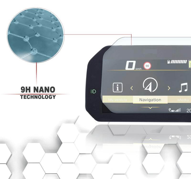 2x bmw r1200gs Connectivity velocímetro-protector de pantalla Screen Protector orginal
