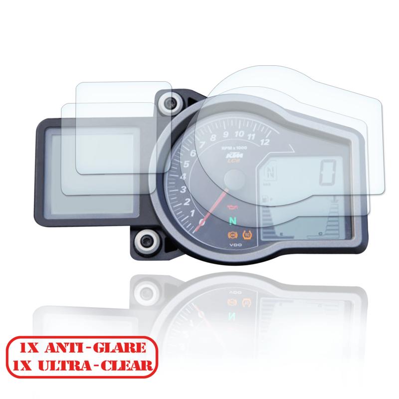 390 2017 Tacho Displayschutzfolie Screen Protector Original 2x KTM Duke 125