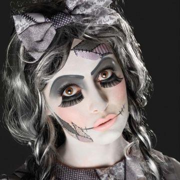 Schminkset Gothic Puppe Makeup Set Zombiepuppe Mehrteilig Beauty Kit