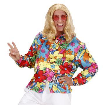 Buntes Hippiehemd Xxl 56 Hippie 70er Jahre Schlagermove Outfit