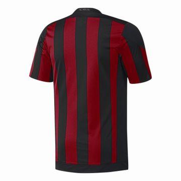 c4b6b55051991 adidas AC Mailand Trikot Kinder ACM H JSY Y Junior AC Milan S11834  schwarz rot