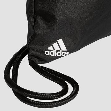 ae35b3a0cdbbd adidas Linear Performance Turnbeutel schwarz Gymbag Sportbeutel Gym ...