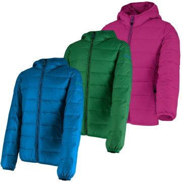 neuesten Stil begrenzter Stil geschickte Herstellung Details zu Jako Winterjacke mit Kapuze Steppjacke Kapuzenjacke Outdoor  Jacke Kinder V7216