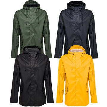 Details about Hummel Roonie Rain Jacket Mens Coat Jackets Casual Hooded Jacket 203784 show original title