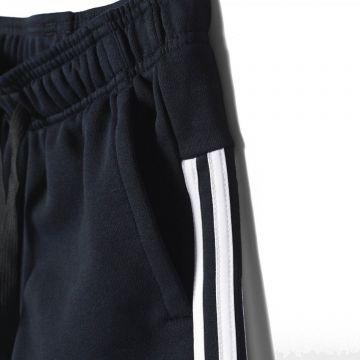 Details zu adidas Essentials 3 Stripe Mid Shorts Kinder Mädchen Sport Hose kurz Fitness