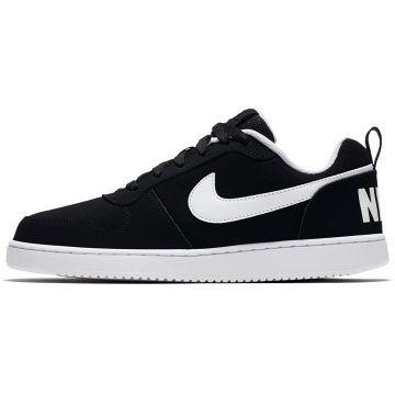 detailed look 0a8db 1e04b Nike Court Borough Low Freizeit Sneaker Freizeitschuh schwarz weiß Herren