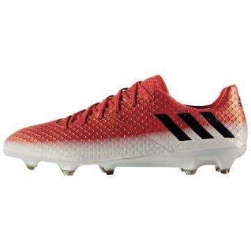 Details zu adidas Messi 16.1 FG Fußballschuhe Herren rotweißschwarz BB1878