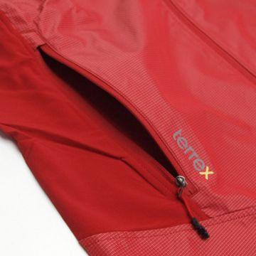 Details about Adidas Terrex Hybrid Soft Shell Jacket Mens Wind Jacket Windbreaker Outdoor Red show original title