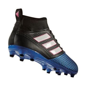 Details zu adidas ACE 17.2 FG PrimeMesh Fußballschuhe Herren Nocken blauschwarz BB4325