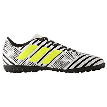 Details zu adidas Nemeziz 17.4 Fußballschuhe Schuhe Fußball Herren weißschwarzgelb S82476