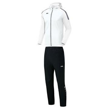Details zu Jako Kapuzen Trainingsanzug Champ Damen Jogginganzug Sport Training Anzug Ladys