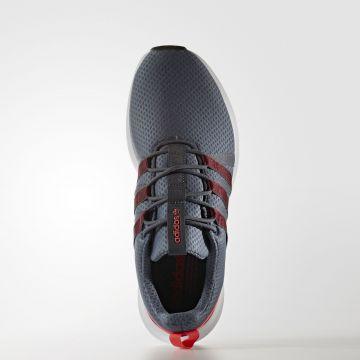 Details zu adidas Loop Racer Schuhe Herren Freizeit Sneaker Sport Fitness Shoe grau B42448