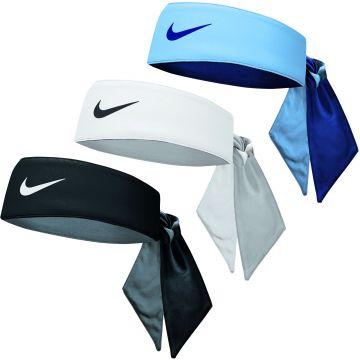 Details zu Nike Cooling Head Tie Laufstirnband zum selber Binden Kopfband Headband 9318 69