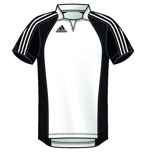 Details zu adidas Team Jersey Herren Fußball Trikot Training Sport XXS weißschwarz