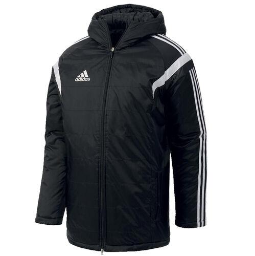 Zu Herren Details Jacke G77406 Winterjacke Fußball Schwarzweiß Adidas Couchjacke MLSpGqzUV