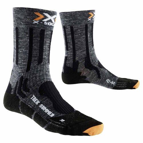 Anthracite X-SOCKS Trekking Merino Light Socken statt 39,99 EUR