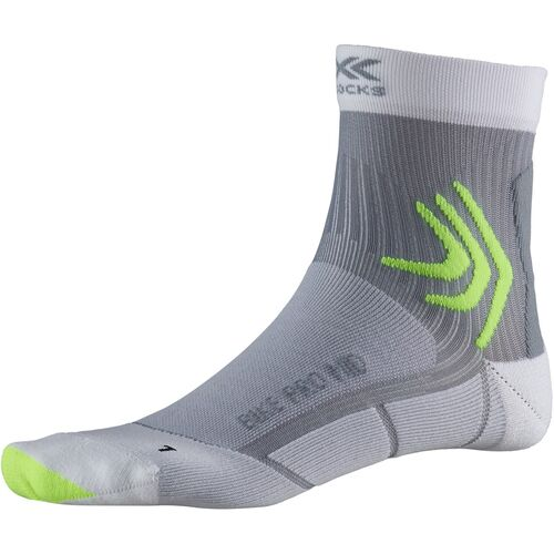 X-Socks Biking Pro Mid Socken Unisex Funktionssocken Fahrradsocken Sportsocken