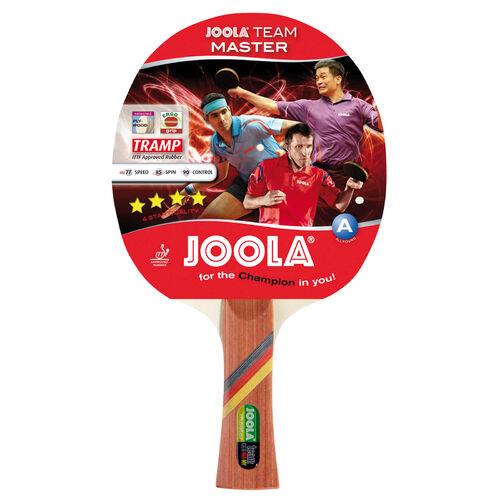 JOOLA Tischtennisschläger Set Team School Tischtennis Schläger Bälle Ping Pong