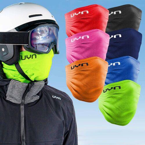 360° Winter Halstuch Schlauchschal Mund Nase Maske Tuch Biker Fleece Bandana