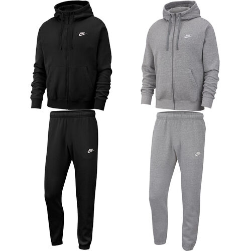 Details zu Nike Sportswear Club Fleece Jogginganzug Trainingsanzug Sweatanzug Sportanzug