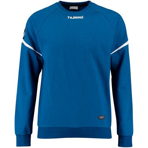 hummel Authentic Charge Cotton Sweatshirt Herren Pullover Handball Volleyball