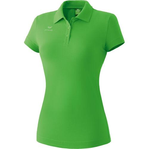Erima Teamsport Poloshirt Damen Polohemd Frauen Hemd Casual Polo Shirt Basic