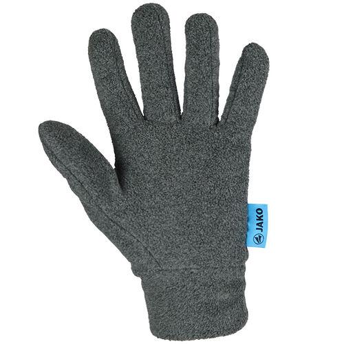 Jako Winterset Mütze Handschuhe Fußball Sport Schlauchschal grau Neckwarmer