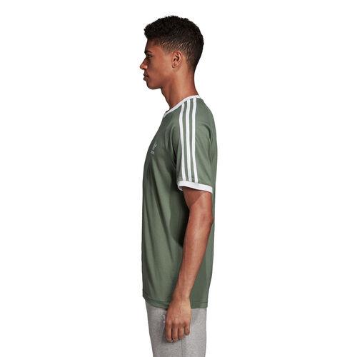 Details about Adidas Originals 3 Stripes Trefoil Tee Men T Shirt Casual Shirt 6 Colors show original title