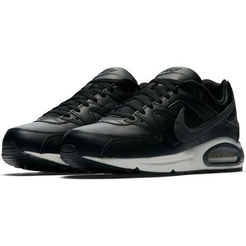 Details zu Nike Air Max Command Leder Sneaker Freizeitschuhe Leather schwarz 749760