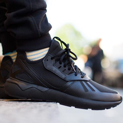 Details zu adidas Originals Tubular Runner Sneaker schwarz HerrenDamen Schuhe B25089