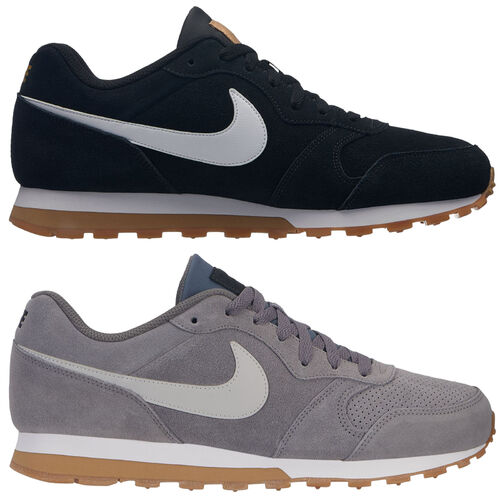 Details about Nike MD Runner 2 Suede Mens Trainers Sneakers Suede Casual Shoes show original title