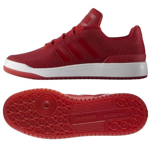 Details zu adidas Originals Veritas Low Sneaker Freizeit Schuhe Herren Schuhe rot S75655