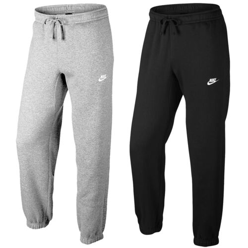 Nike Fleece Club Jogginghose dunkelgrauweiß M