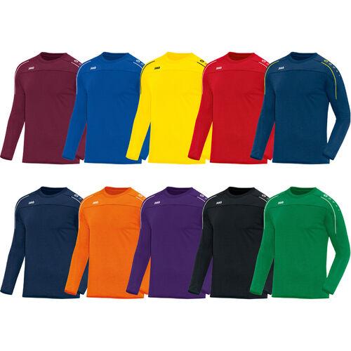 Details zu Jako Sweatshirt Pullover Classico Herren Trainingspullover Trainingssweater NEU